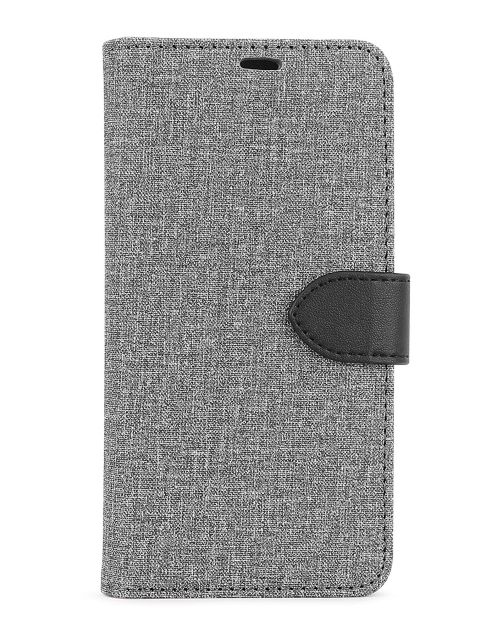 Blu Element Blu Element | 2 in 1 Folio iPhone 11 Gray/Black 120-2154