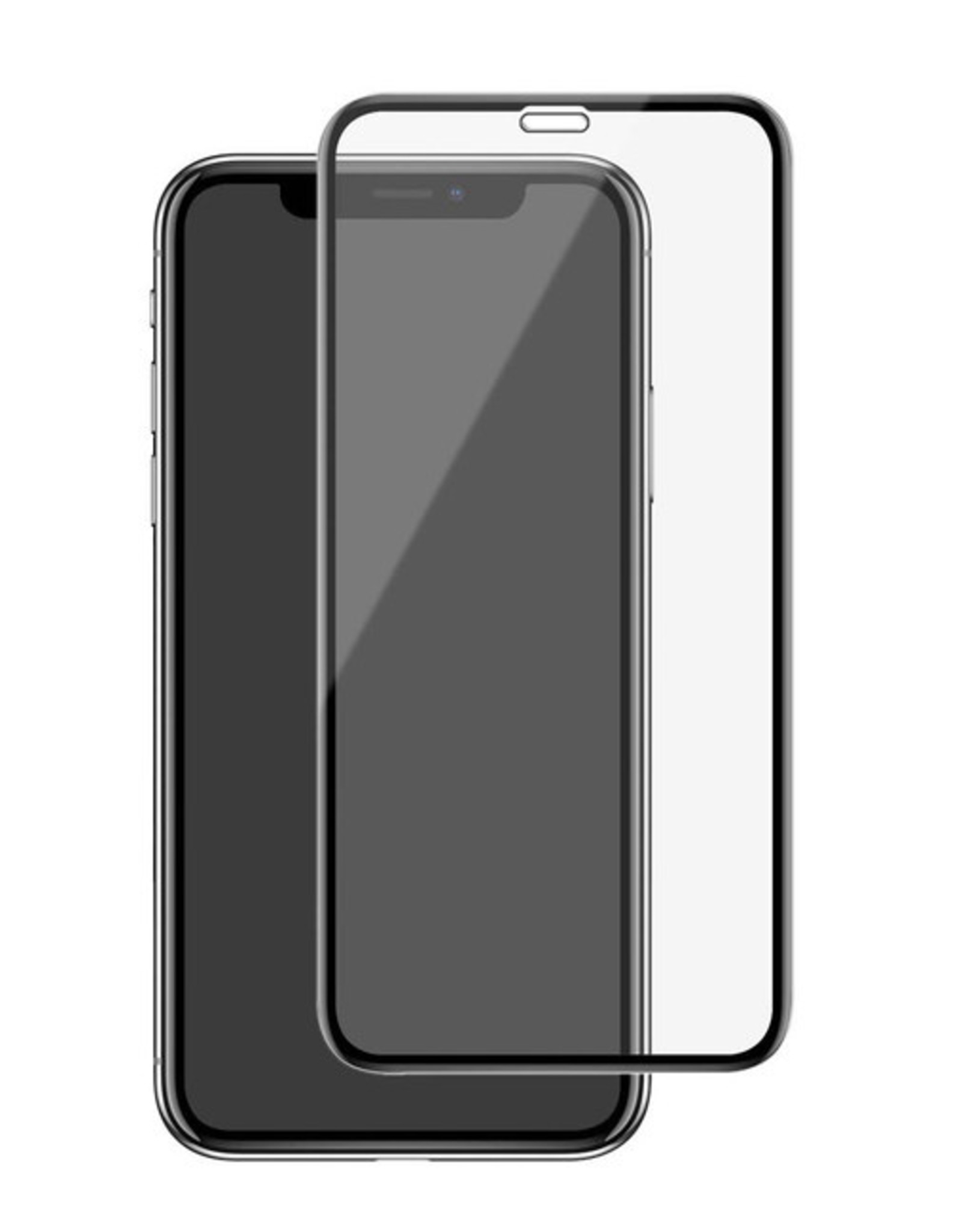Blu Element Blu Element - 3D Curved Glass Screen Protector for iPhone 11 118-2154