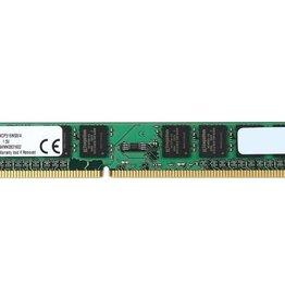 Kingston Kingston 4GB 1600MHZ DDR3 DIMM SINGLE RANK KCP316NS8/4