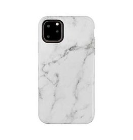 Uunique London | iPhone 11 Pro  White/Gold (White Marble) Nutrisiti Eco Printed Marble Back Case 15-05036