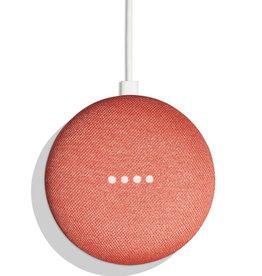 Google Google | Home Mini Chalk (Coral) Speaker | GA00217-CA