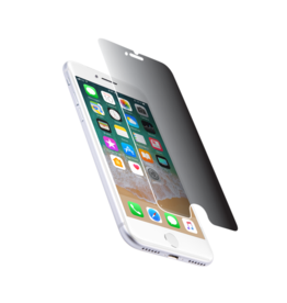 Logiix LOGiiX Phantom Glass Privacy for iPhone 8/7/6s/6+ Clear LGX-12894