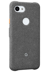 Google Google - Fabric Case Fog (Cement) for Google Pixel 3a 120-2454