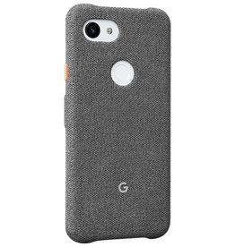 Google Google - Fabric Case Fog (Cement) for Google Pixel 3a 120-2454