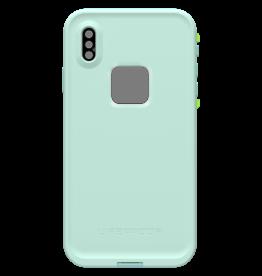 LifeProof LifeProof - Fre Waterproof Case Tiki (Aqua Blue/Lime) for iPhone XS Max 120-0678