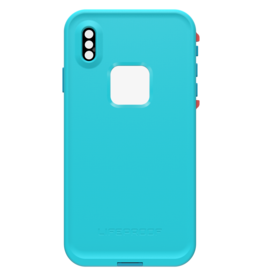 LifeProof LifeProof - Fre Waterproof Case Boosted (Blue/Ocean) for iPhone XS Max 120-0679