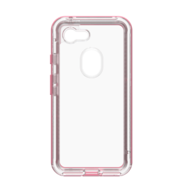 LifeProof LifeProof - Next Dropproof Case Cactus Rose (Clear/Pink) for Google Pixel 3 120-0662