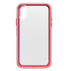 LifeProof LifeProof - Slam Dropproof Case Coral Sunset (Clear/Coral/Pink) for iPhone XR 120-0807