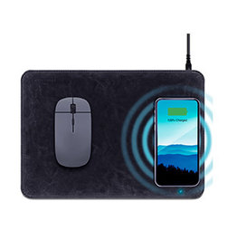 HyperGear Wireless Charging Mouse Pad Black 15-03712