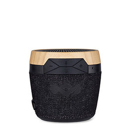 House of Marley The House of Marley Signature Black Chant Mini Portable Bluetooth Speaker 15-00802