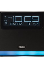 iHome /// iHome - Bluetooth Alarm Clock System with Alexa Voice Assistant 115-1641