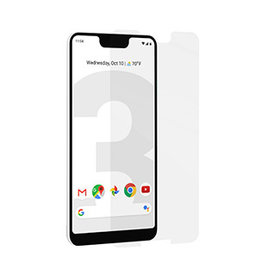 Naztech /// Google Pixel 3 Naztech Premium 2.5D HD Tempered Glass Screen Protector 15-03842