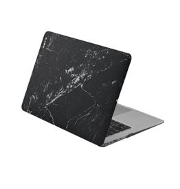 Laut Laut Huex Elements MacBook Air 13in Marble Black PRE 2018 Models LAUT_MA13_HXE_MB