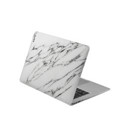 Laut Laut Huex Elements MacBook Air 13in Marble White PRE 2018 Models LAUT_MA13_HXE_MW