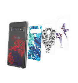 GEAR4 Samsung Galaxy S10+ GEAR4 D3O Chelsea Inserts Bundle Pack 1 (4 pcs) 15-04219