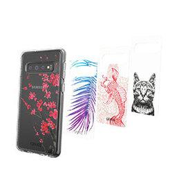 GEAR4 Samsung Galaxy S10+ GEAR4 D3O Chelsea Inserts Bundle Pack 2 (4 pcs) 15-04220