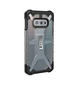 UAG SO Samsung Galaxy S10e UAG Clear/Black (Ice) Plasma Series Case 15-03955