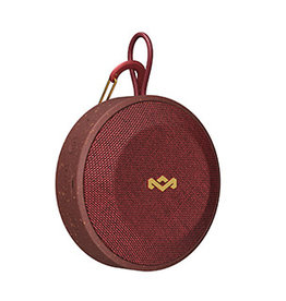 House of Marley House of Marley Red No Bounds Bluetooth Speaker 15-04417