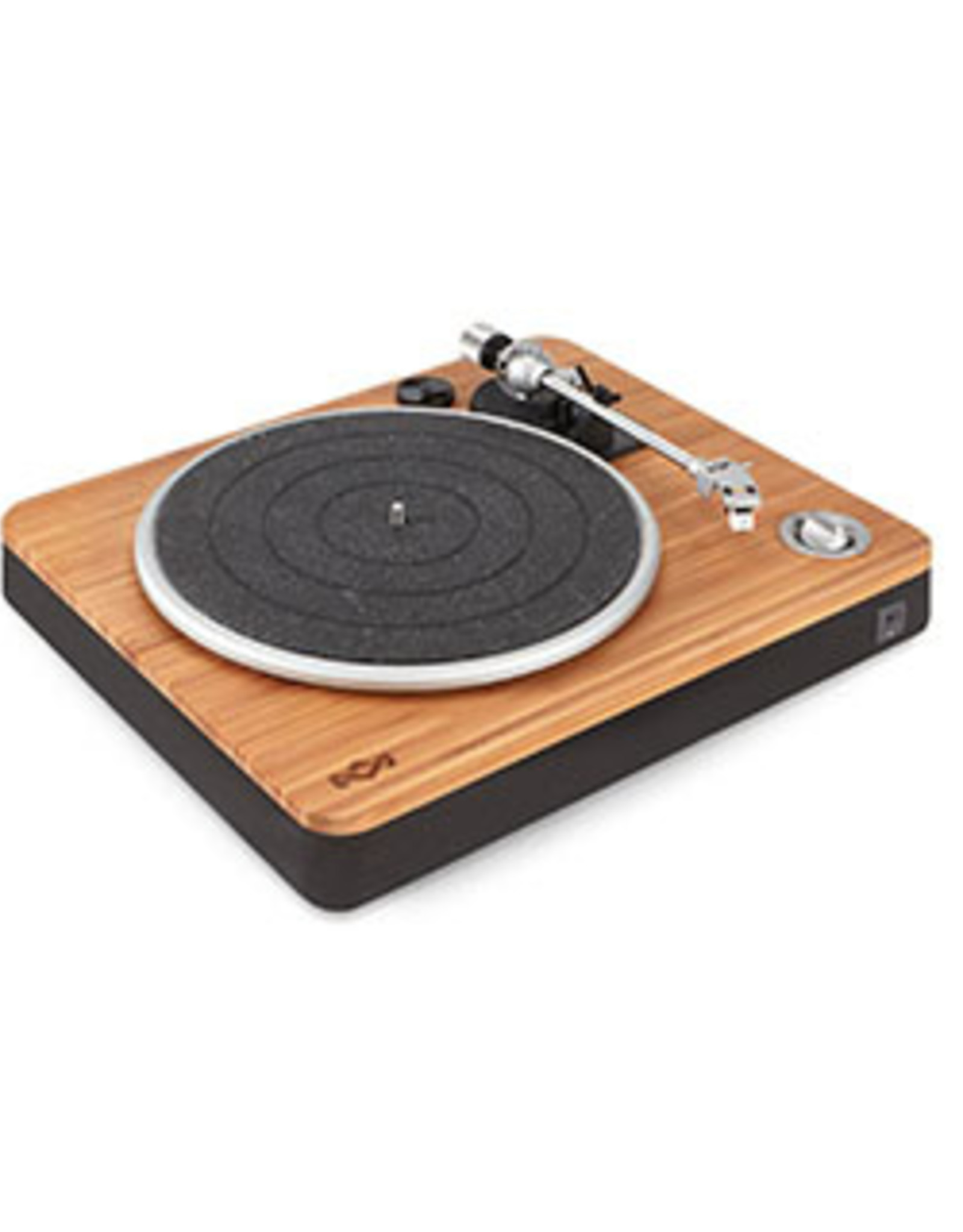 House of Marley SO House of Marley Black Stir It Up Turntable 15-04419