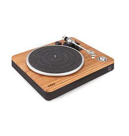 House of Marley House of Marley Black Stir It Up Turntable 15-04419