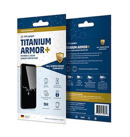 Slick Gadget Titanium Armor Plus Liquid Screen Protector with $300 screen replacement warranty 15-04255