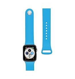 Naztech | Apple Watch 40/38mm Blue Silicone Watch Band 15-04684