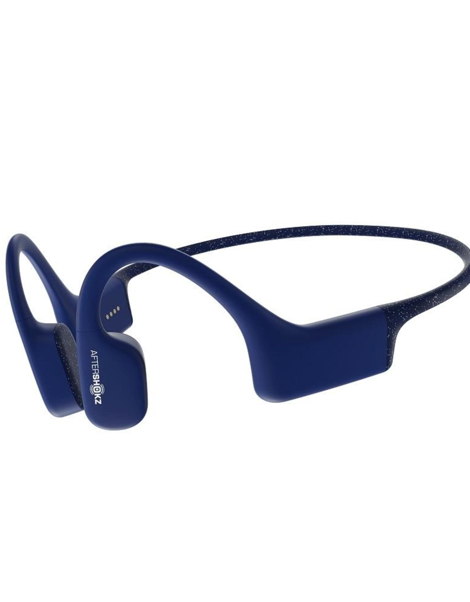 Aftershokz Afterhokz | XTRAINERZ HEADPHONE WATERPROOF MP3 SAPPHIRE BLUE AS700SB