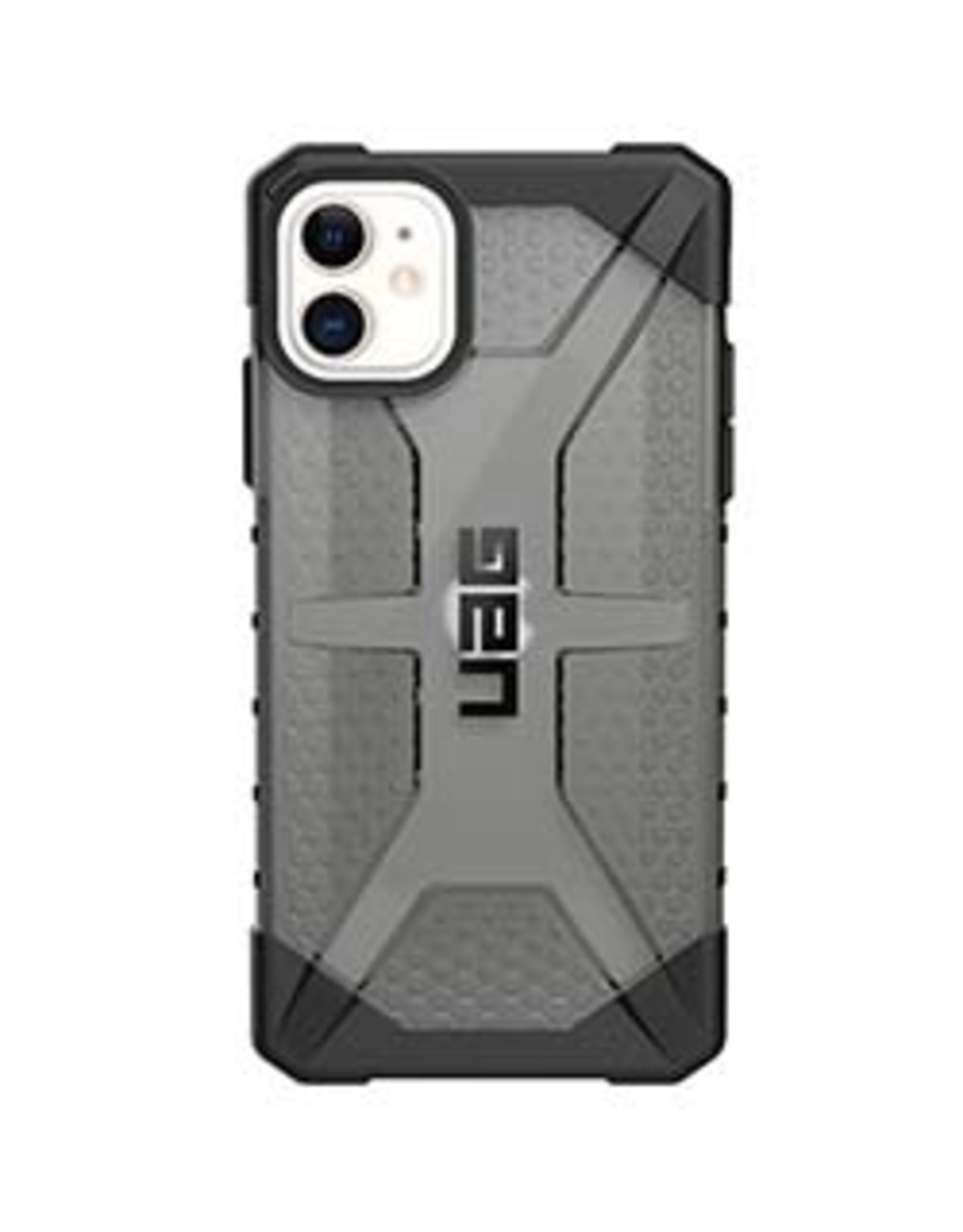 UAG UAG | iPhone 11 Grey/Black (Ash) Plasma Case 15-04881