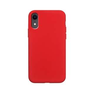 Uunique London Uunique London | iPhone XR  Red Liquid Silicone Case 15-04659