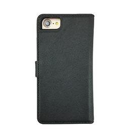 Uunique London   iPhone 8/7/6S/6  Black Genuine Leather 2-in-1 Detachable Folio Case 15-04360