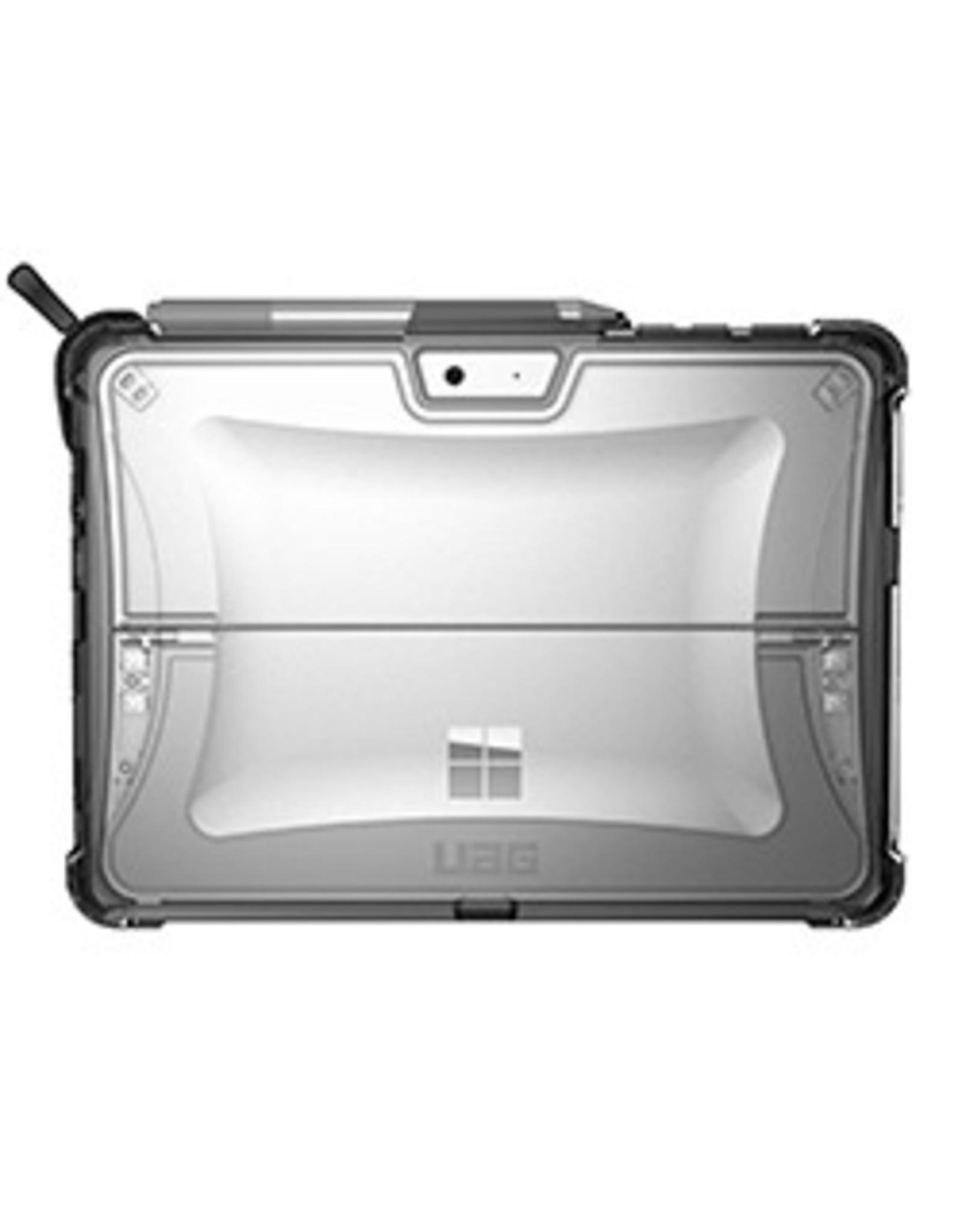 UAG UAG | Microsoft Surface Go Transparent (Ice) Plyo Series Case 15-04206