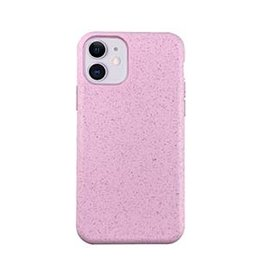 Uunique London | iPhone 11 Purple (Lilac Lavender) Nutrisiti Eco Back Case 15-06520