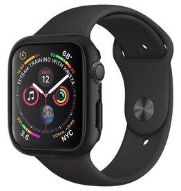 Spigen Spigen | Thin Fit Case for Apple Watch 4 (44mm) Black SGP062CS24474