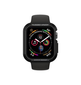 Spigen Spigen | Rugged Armor for Apple Watch 4 (44mm) - Black SGP062CS24469