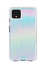 Case-Mate Case-Mate | Google Pixel 4 Iridescent Tough Groove Case 15-06339