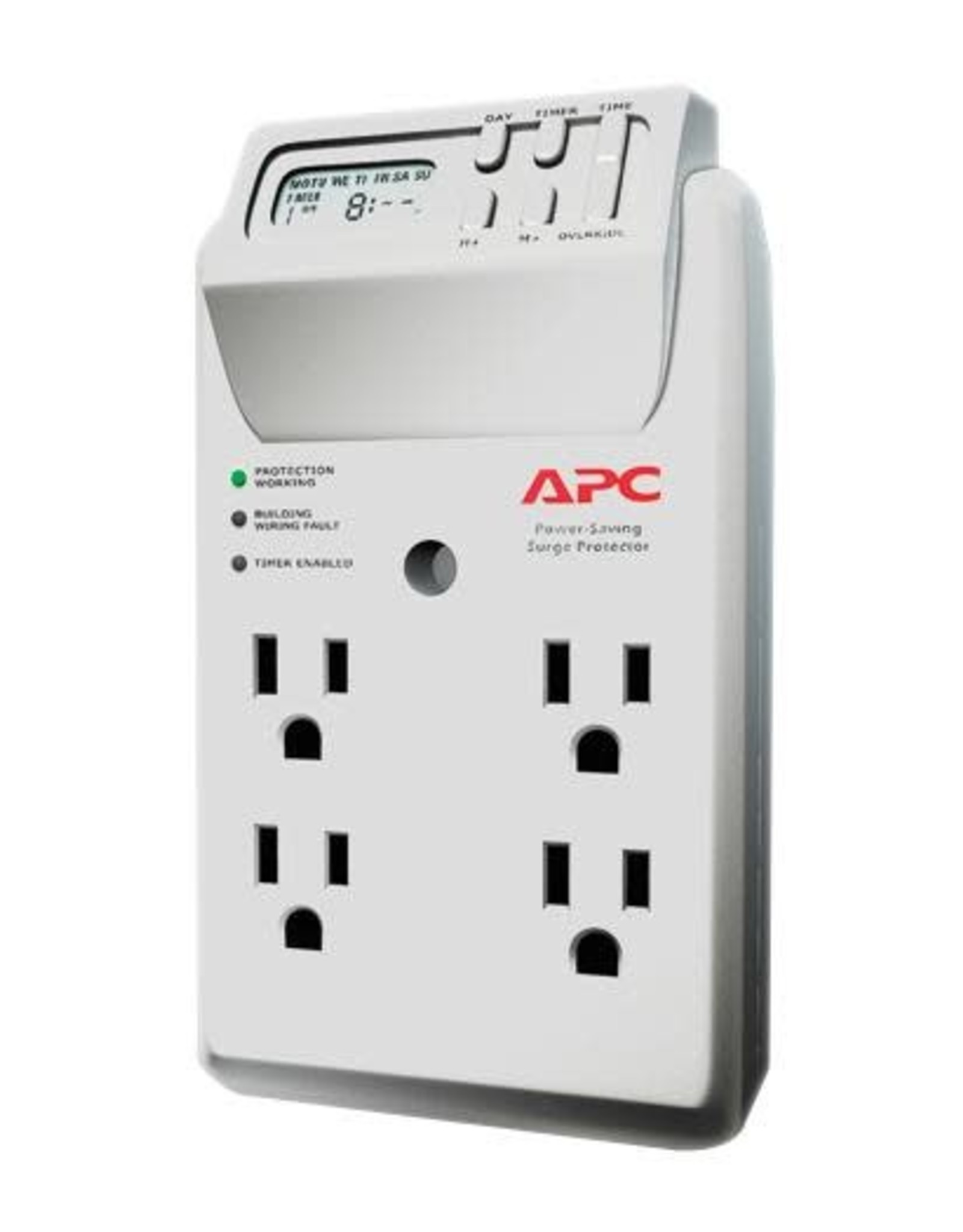 APC APC | SurgeArrest Surge Power Saving Timer P4GC