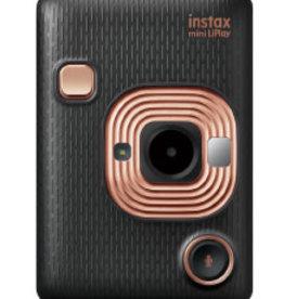 Instax Fujifilm | Instax Mini LiPlay Hybrid Instant Camera | Elegant Black