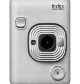 Instax Fujifilm | Instax Mini LiPlay Hybrid Instant Camera | Stone White