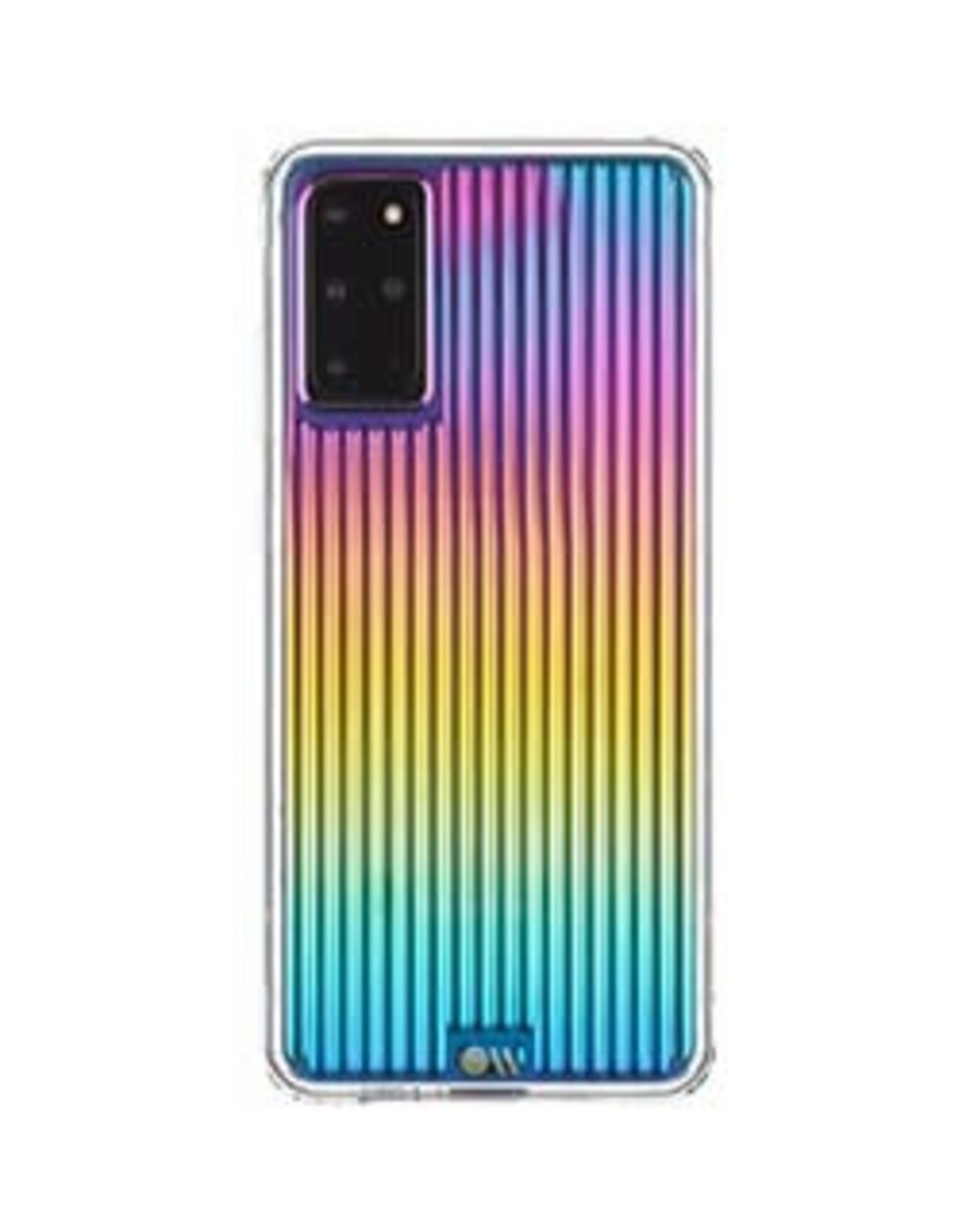 Case-Mate Case-Mate | Samsung Galaxy S20+  Iridescent Tough Groove Case 15-06667