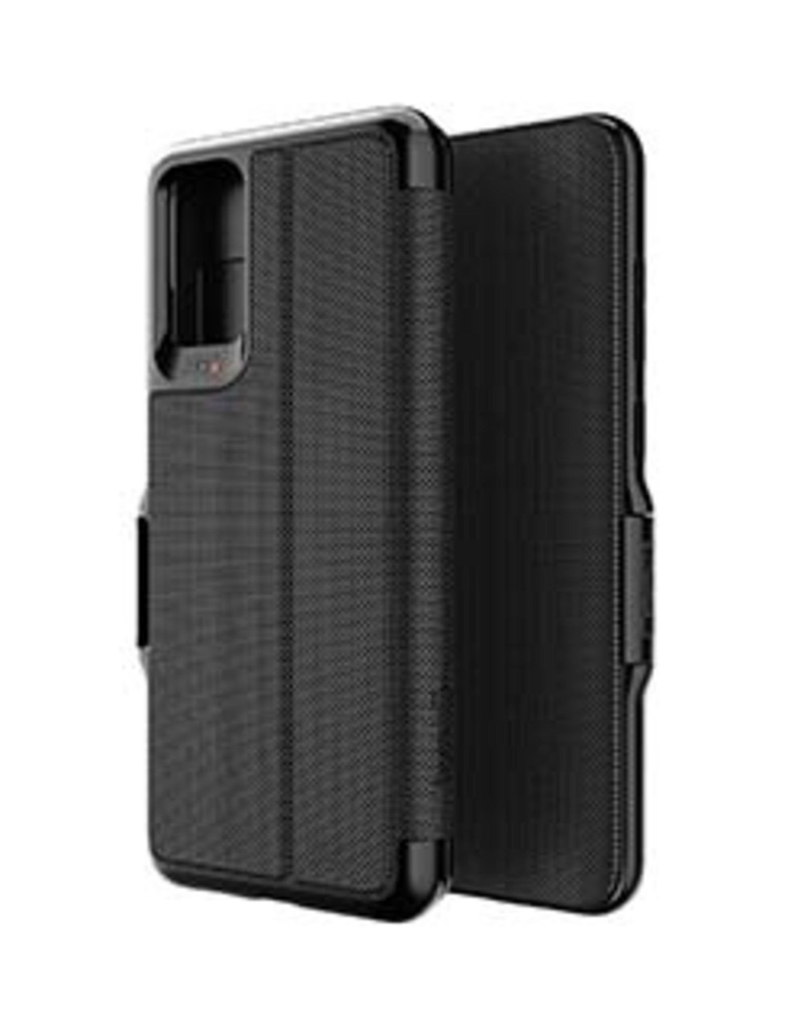 GEAR4 GEAR4 | Samsung Galaxy S20+  D3O Black Oxford Eco Folio Case 15-06617