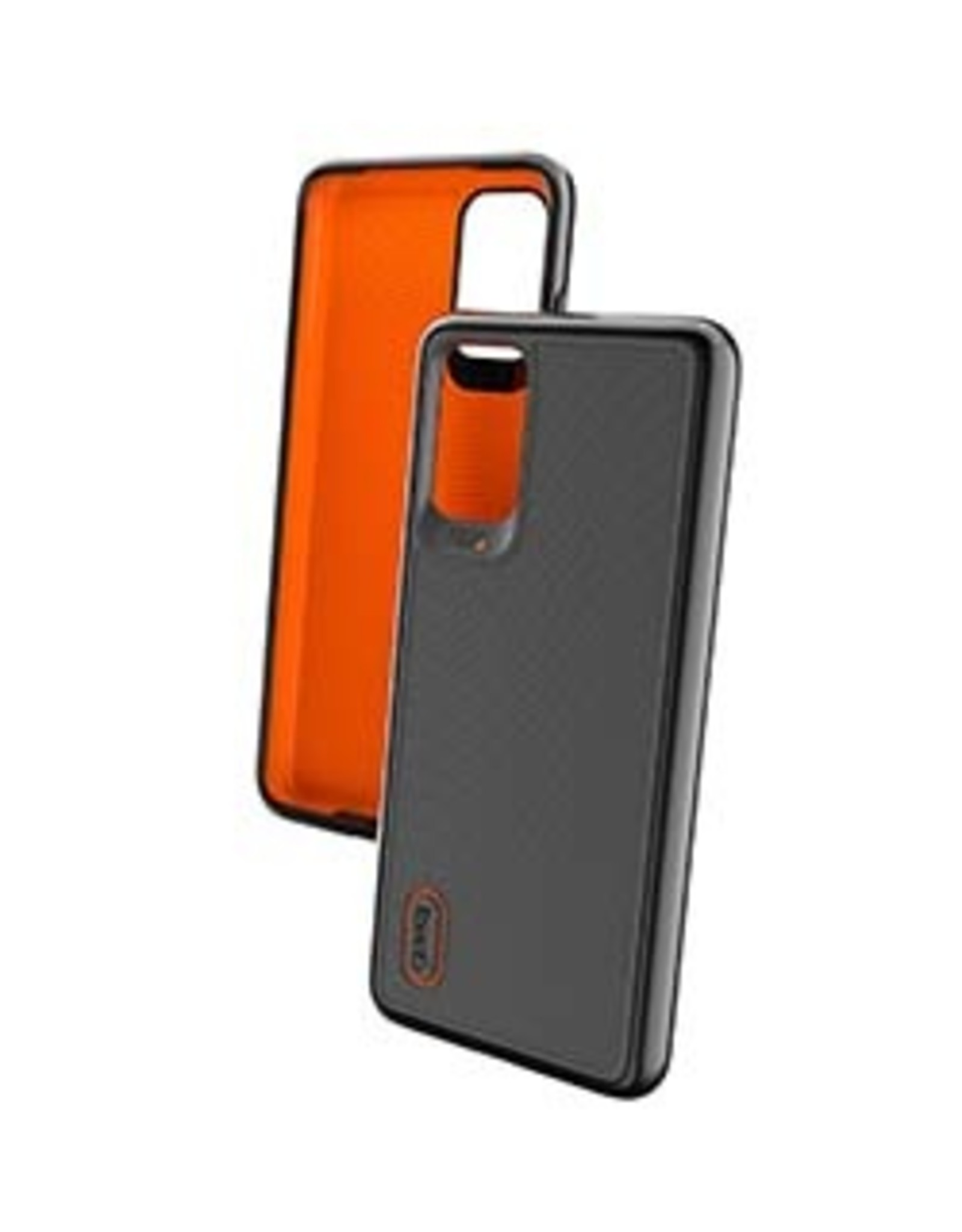 GEAR4 GEAR4   Samsung Galaxy S20+  D3O Black Battersea Grip Case15-06619