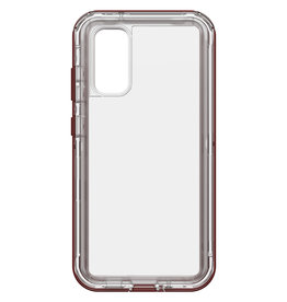 LifeProof LifeProof | Next Galaxy S20 Raspberry Ice (Clear/Red Dahlia)120-2813