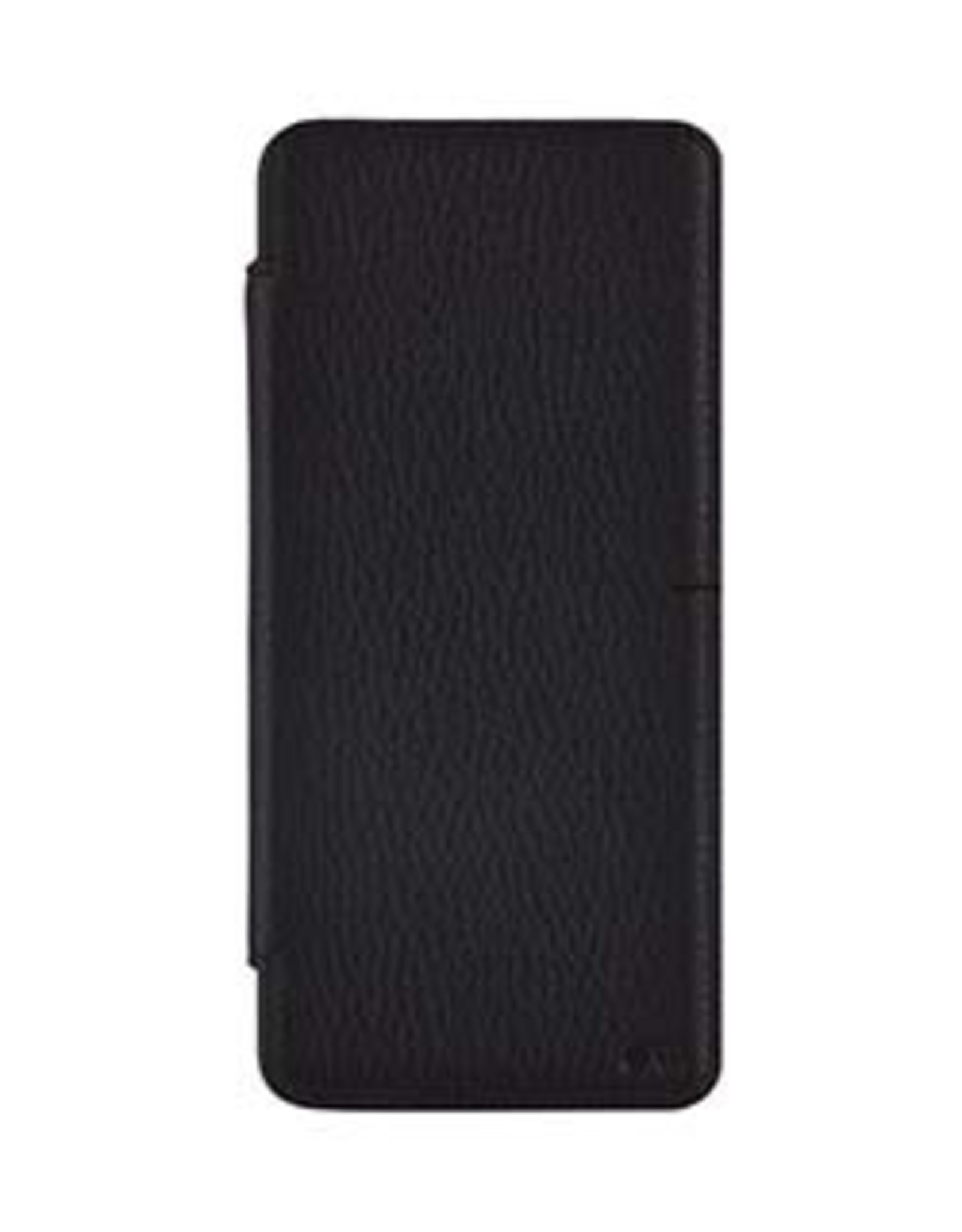 Case-Mate Case-Mate | Samsung Galaxy S20 Black Pebbled Leather Wallet Folio Case 15-06663