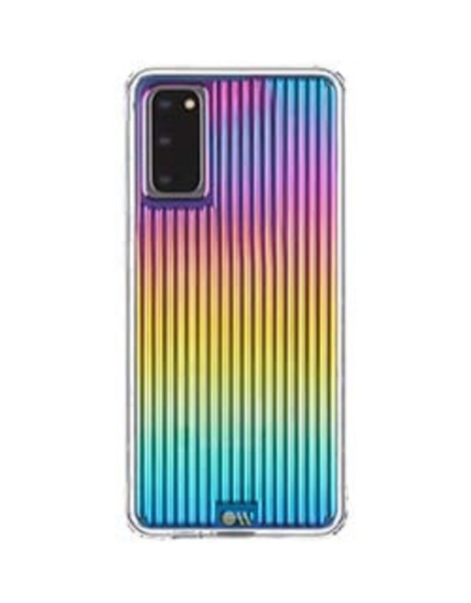 Case-Mate Case-Mate | Samsung Galaxy S20  Iridescent Tough Groove Case15-06660