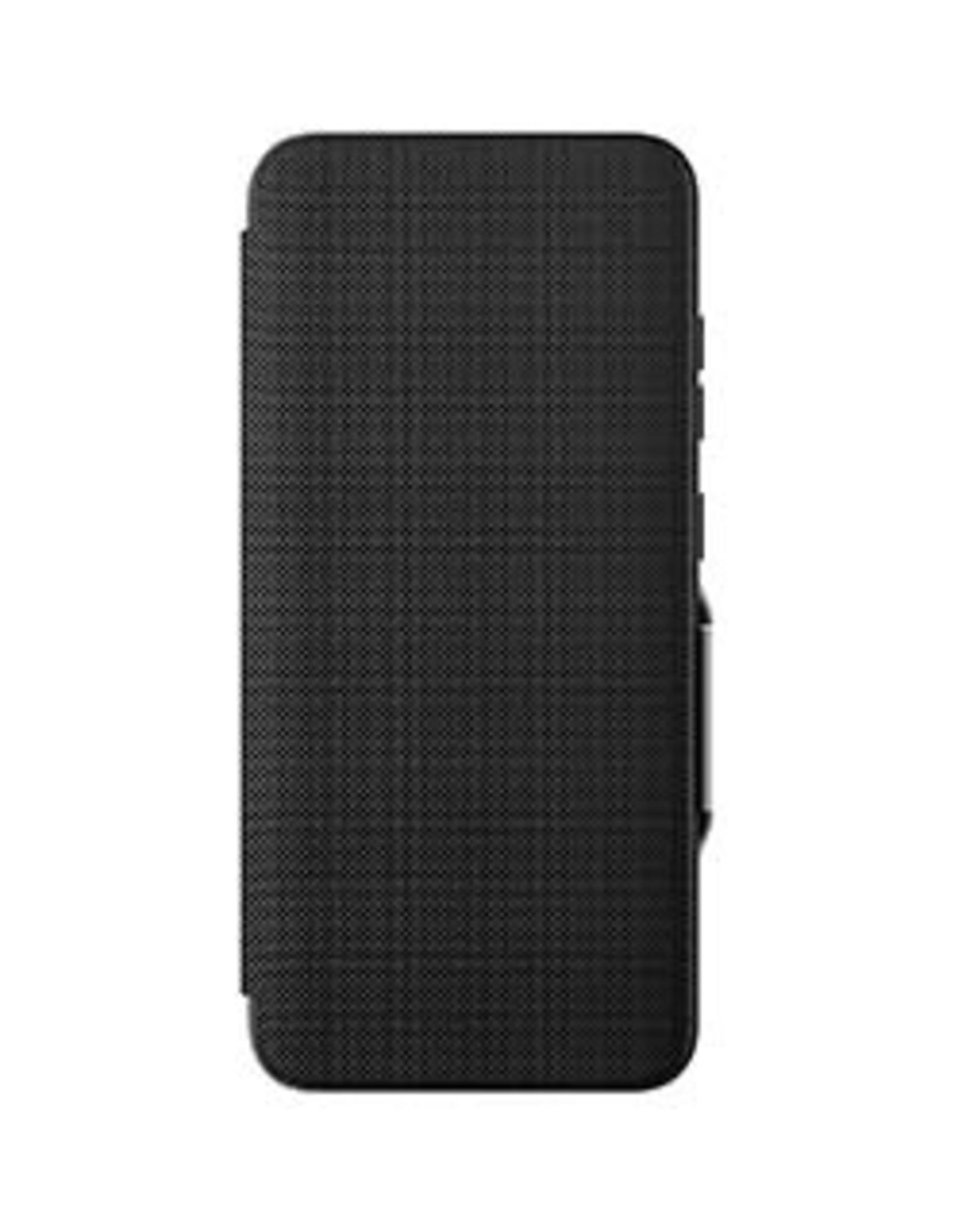 GEAR4 GEAR4 | Samsung Galaxy S20  D3O Black Oxford Eco Folio Case15-06610
