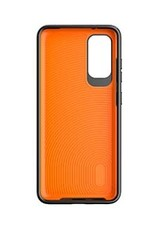 GEAR4 GEAR4 | Samsung Galaxy S20  D3O Black Battersea Grip Case15-06612