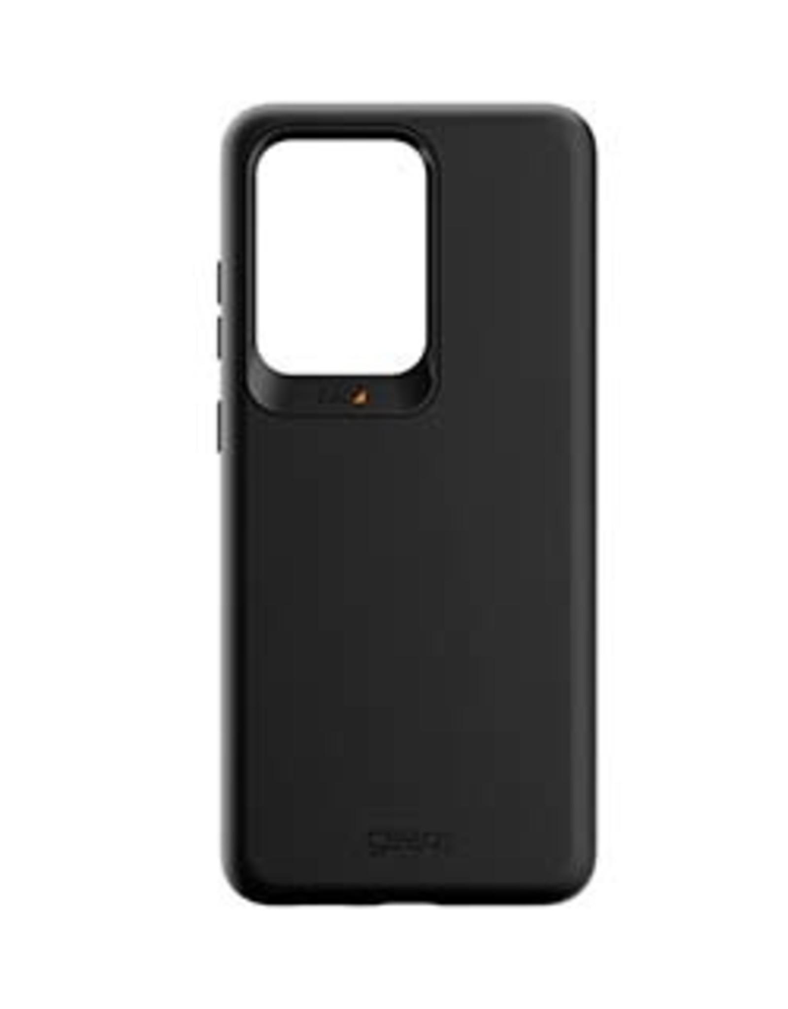 GEAR4 GEAR4 | Samsung Galaxy S20 Ultra  D3O Black Holborn Case15-06628