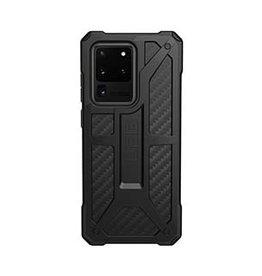 UAG UAG | Samsung Galaxy S20 Ultra  Black (Carbon Fiber) Monarch Case 15-06603