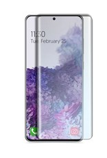 Caseco Caseco | Case Friendly Curved Side Glue Tempered Glass - Samsung Galaxy S20 C4531-00