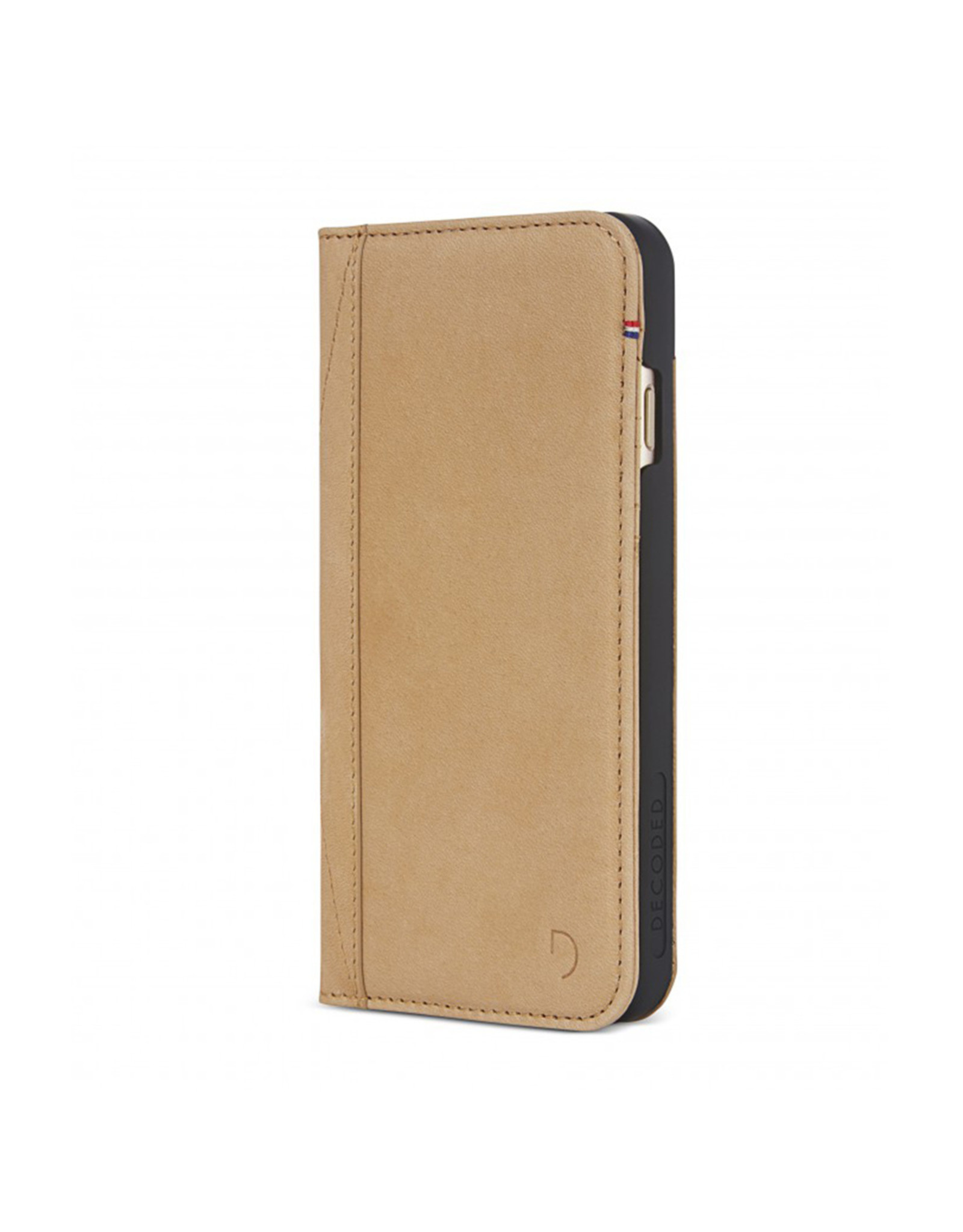 Decoded Leather Wallet Case for iP8/7/6s/6  Sahara DC-DA6IPO7CW3SA